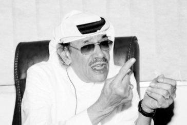 وفاة الأديب عبدالله مناع عن عمر يناهز 82 عاماً
