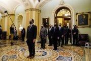 رسمياً مجلس النواب يسلم لائحة الاتهام ضد ترامب لمجلس الشيوخ تمهيدا لمحاكمته
