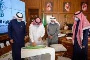 الأمير تركي بن طلال يدشن 11 مشروعًا تنمويًا للطرق بعسير