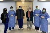 مستشفى الملك فيصل ينهي آلام البطن لمريضة بإخراج كيلوجرام شعر من معدتها