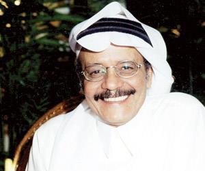 """""""آل الشيخ"""" ينشر تسجيلًا صوتيًا نادرًا لطلال مداح وهو يتلو القرآن"""