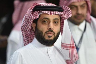 تركي آل الشيخ يتلقى الجرعة الثانية من لقاح فيروس كورونا