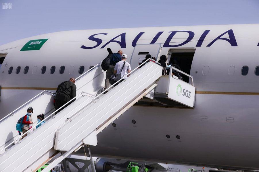 """""""الخطوط السعودية"""": نستخدم محركات مختلفة عن طائرة دنفر ونقوم بتحديث أسطولنا كل 5 سنوات"""
