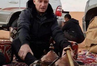 لاعبو ومدرب النصر في نزهة بالثمامة