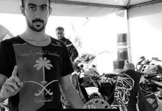 وفاة الدراج السعودي رياض الشمري إثر حادِث تعرض له في رالي