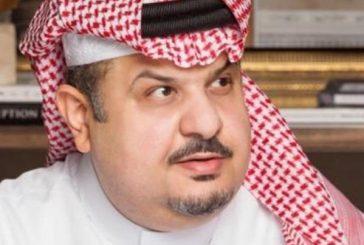 الأمير عبد الرحمن بن مساعد يوضح تفاصيل حالته الصحية بعد تغريدة غامضة