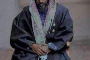 الصورة الوحيدة للإمام عبد الرحمن الفيصل والد الملك عبد العزيز