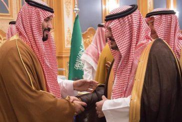 عبد الرحمن بن مساعد ينظم أبياتاً شعرية في ولي العهد: إنت الركن والساعد ومجد المملكة الواعد