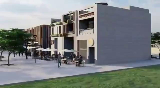 وزير الشؤون البلدية يطلق مشروع تطوير بوليفارد الضاحية بالدمام