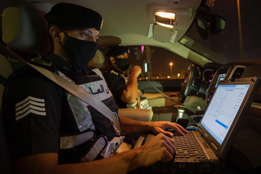 القبض على شخص دهس مقيماً أمام أحد المحال التجارية وهرب من الموقع في الشرقية
