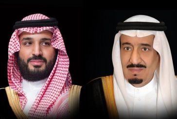 خادم الحرمين وولي العهد يعزيان الرئيس السيسي في ضحايا حـادث قطار