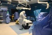 استئصال ورم واسع بأعضاء البطن الداخلية والكبد لستينية بمكة بتقنية الهايبك