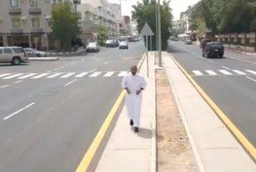 الشقيري يستعرض تجربة صيانة وإصلاح عيوب الشوارع في جدة