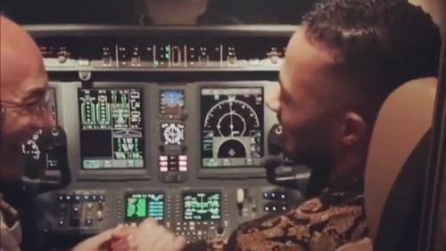 محكمة مصرية تلزم محمد رمضان بدفع 6 ملايين جنيه تعويضاً للطيار المفصول