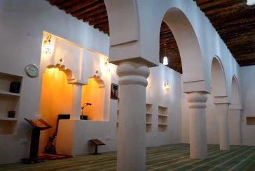 تعرّف على مسجد الشيخ أبوبكر الملا بمدينة الهفوف بعد تطويره