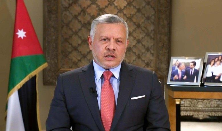 ملك الأردن في رسالة للأردنيين: الفتنة وُئدت والأمير حمزة في قصره برعايتي