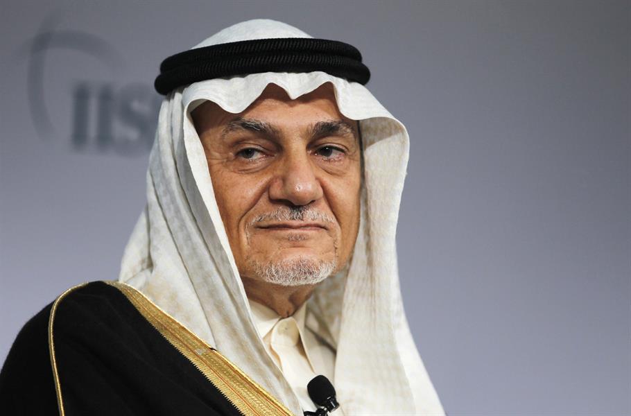 """تركي الفيصل يعلق على مصداقية """"واشنطن بوست"""": تنشر أخبار مغلوطة منذ نشأة المملكة"""