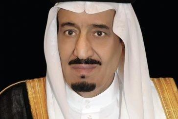 خادم الحرمين يتلقى اتصالات هاتفية من قادة الدول الإسلامية بمناسبة عيد الفطر