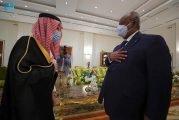 قطان يشارك في مراسم تنصيب رئيس جيبوتي نيابة عن خادم الحرمين