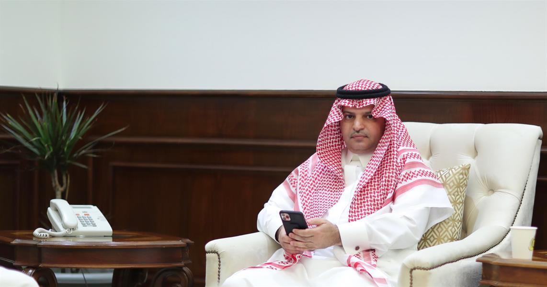 محاولة لاختراق حساب رئيس النصر ومسلي آل معمر يعلق