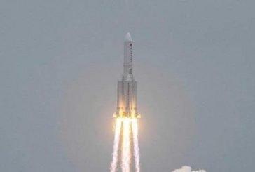 قيادة الفضاء الأمريكية تتعقب الصاروخ الصيني الذي خرج عن مساره