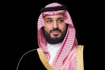 ولي العهد يوجّه بمضاعفة مشروعات الإسكان شمال الرياض للضعفين بتخصيص 20 مليون متر مربع