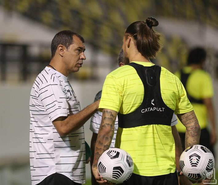 مدرب الاتحاد: أتمنى أن يلعب فريقي كرة جميلة مثل برشلونة جوارديولا وأريد ضم صانعي لعب مميزين