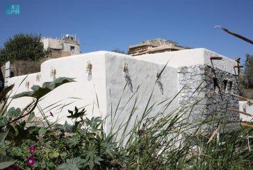 مسجد النصب التراثي بأبها أصبح جاهزاً لأداء الصلوات بعد تطويره