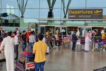 بدء إجلاء السعوديين من الهند بعد تفشي كورونا فيها