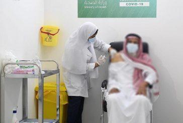 ارتفاع عدد الجرعات المُعطاة من لقاح كورونا في المملكة إلى 14,1 مليون جرعة