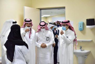 أمير عسير يدشن 4 مشروعات تعليمية بقيمة 25 مليون ريال