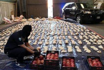 السلطات اللبنانية تضبط المتورطين في تهريب شحنة المخدرات للمملكة عبر إرسالية