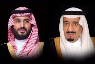 خادم الحرمين وولي العهد يعزيان أمير الكويت في وفاة الشيخ منصور الأحمد الجابر الصباح