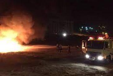 إمارة عسير تعلن السيطرة على حريق منتزه الجرة