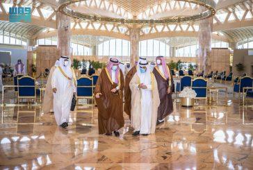 وزير خارجية دولة الكويت يصل الرياض