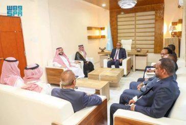 وفد من وزارة الخارجية يصل العاصمة الصومالية لإعادة افتتاح سفارة المملكة