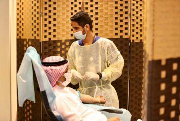 مستشفى شرق جدة يطلق حملة التبرع بالدم تحت شعار