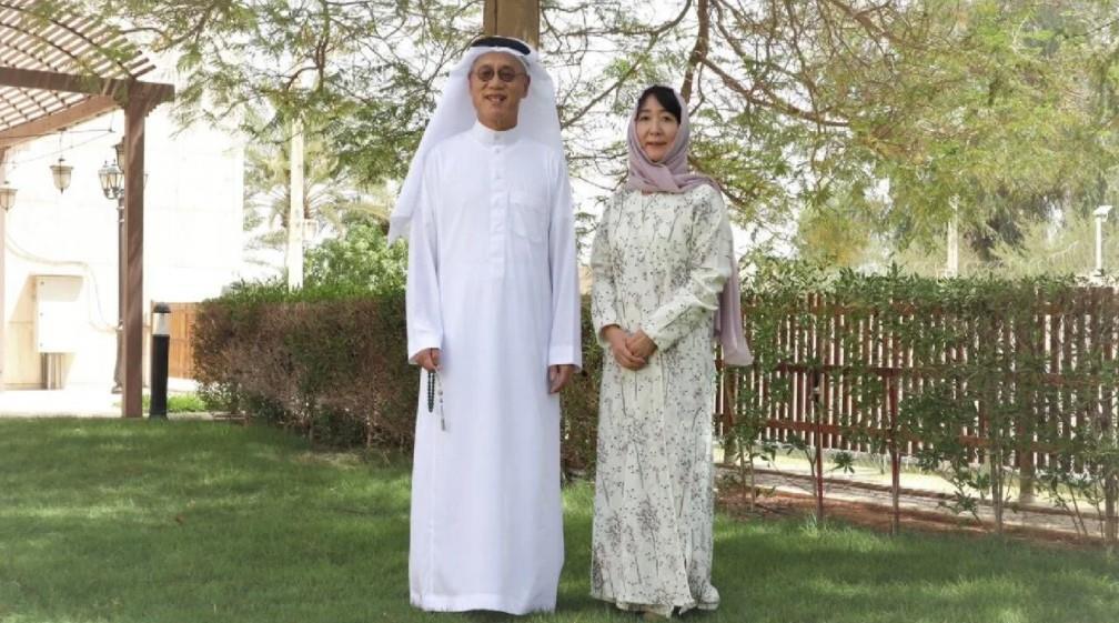 """سفير اليابان: وسعت """"بناطيلي"""" بسبب كرم الضيافة في المملكة"""