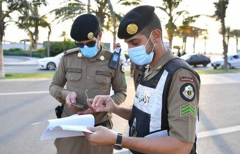 """""""الداخلية"""" تسجل 27 ألف مخالفة للإجراءات الاحترازية من فيروس كورونا خلال أسبوع"""