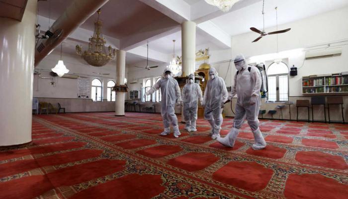 """""""الشؤون الإسلامية"""": إعادة افتتاح 18 مسجدًا بـ4 مناطق بعد تعقيمها"""