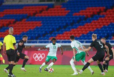 المنتخب السعودي يودع أولمبياد طوكيو بعد السقوط أمام ألمانيا بثلاثية