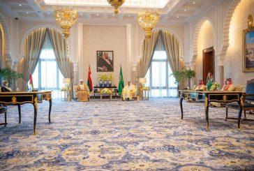 سلطان عُمان: المملكة بقيادة خادم الحرمين تمضي بعزم وثبات نحو مستقبلها المشرق