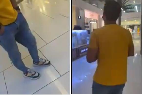 شرطة عسير: القبض على شخص تحرش بفتاة داخل أحد المراكز التجارية في أبها
