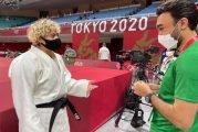 وزير الرياضة يلتقي لاعبة الجودو تهاني القحطاني قبل مواجهاتها الأولى في أولمبياد طوكيو