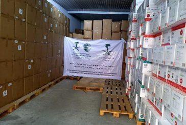 وصول مساعدات طبية لمكافحة فيروس كورونا إلى جمهورية طاجيكستان إنفاذاً لتوجيهات خادم الحرمين