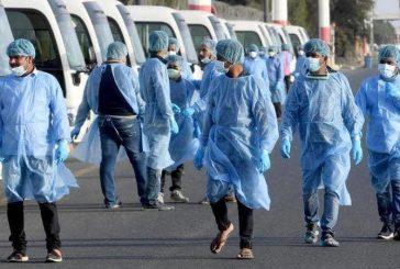 القبض على 3 ممرضين زوروا شهادات تطعيم كورونا في الكويت