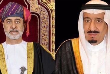 سلطان عُمان يقوم بزيارة دولة إلى المملكة تلبية لدعوة من خادم الحرمين