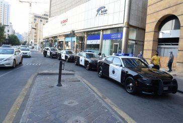 القبض على مواطنين سرقا 3 سيارات في وضع التشغيل بمكة