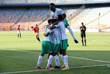 المنتخب الوطني يقصي مصر ويتأهل لنهائي كأس العرب للشباب