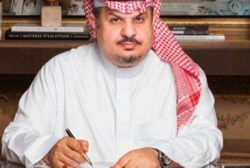 الأمير عبدالرحمن بن مساعد يَنظِم قصيدة في حب خادم الحرمين